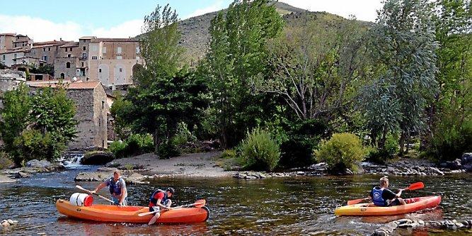Canoë Kayak sur l'Orb